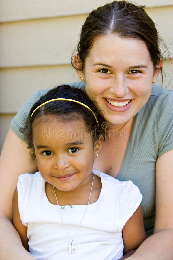 Free Mother And Daughter Stock Photography - 2733392