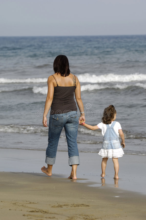Free Mother And Daughter Stock Photography - 3154872