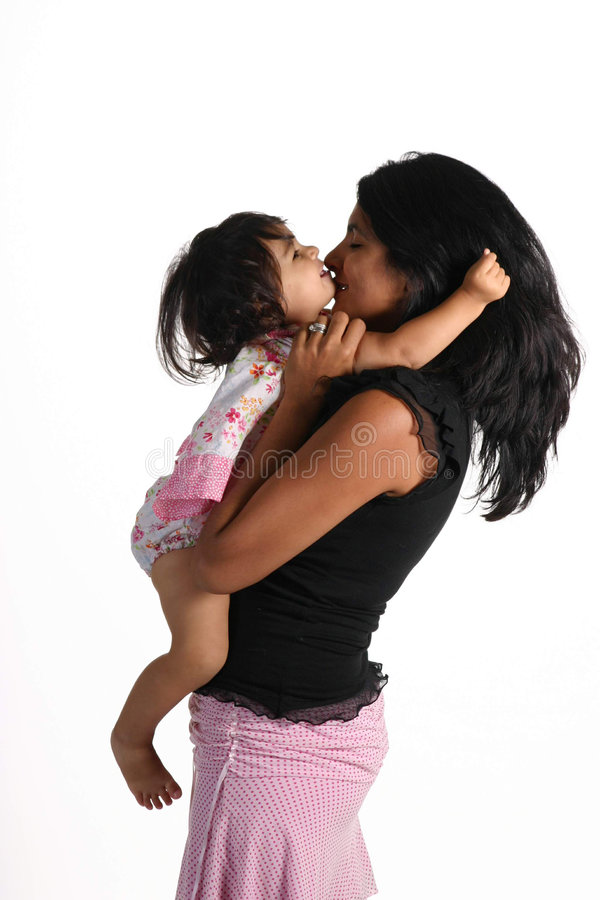 Free Mother And Daughter Playing Stock Photo - 1152560