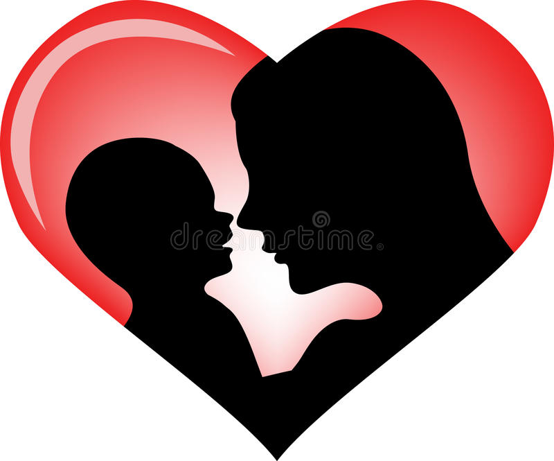 Download Mother and baby stock vector. Image of infant, motherhood - 18281308