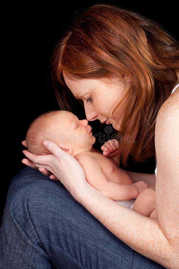 Download Mother and baby stock image. Image of parent, caucasian - 20803301