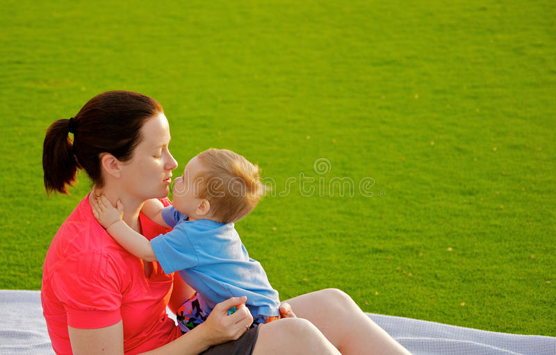 Download Mother And Baby Royalty Free Stock Photo - Image: 24922465