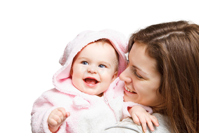 Download Mother with baby stock image. Image of healthy, generation - 27920027