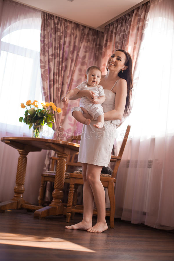 Download Mother With Baby Stock Image - Image: 34369651