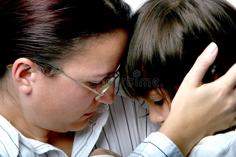 Mother And Child Stock Image