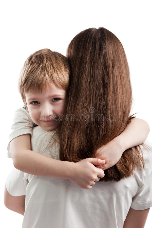 Download Mother and child stock image. Image of hand, beautiful - 18130299