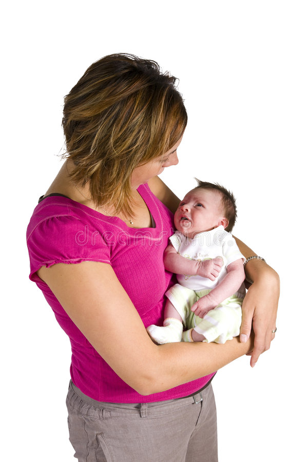 Download Mother And Child stock photo. Image of portrait, girl - 6768612