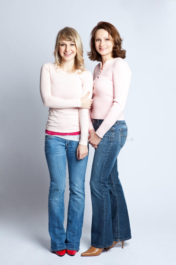 Download Mother and daughter stock photo. Image of girls, parent - 11611690