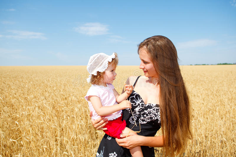 Download Mother and daughter stock image. Image of daughter, female - 13760249