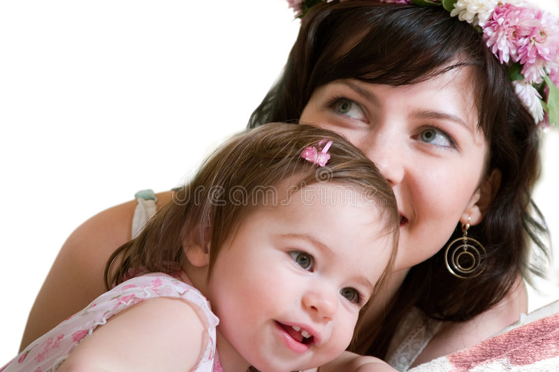 Download Mother And Daughter Royalty Free Stock Images - Image: 1578419