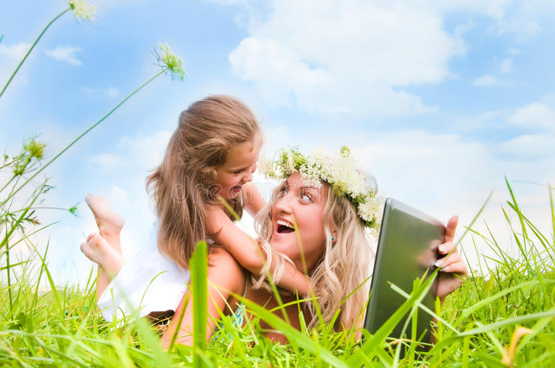 Download Mother And Daughter Stock Photo - Image: 18312780
