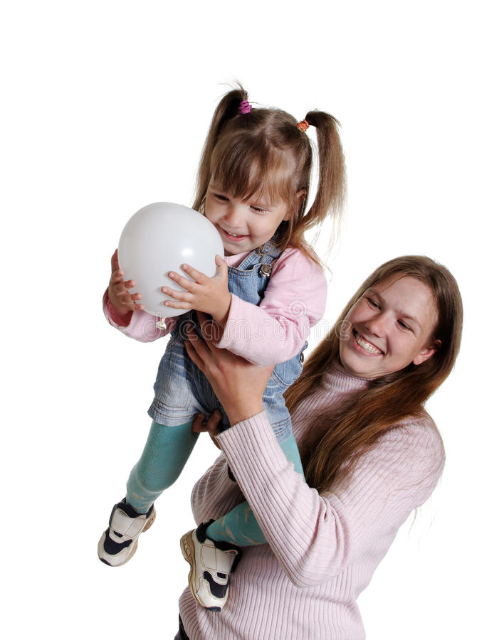 Download Mother And Daughter. Royalty Free Stock Images - Image: 19831389