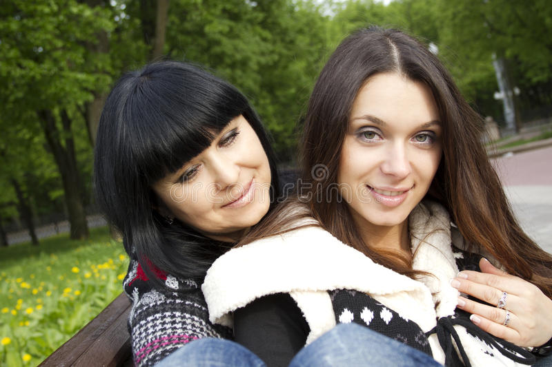 Download Mother and Daughter stock photo. Image of daughter, affectionate - 23790776