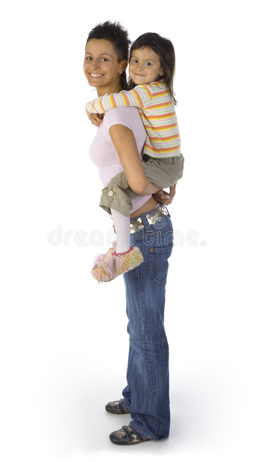 Download Mother With Daughter Stock Photos - Image: 2583073