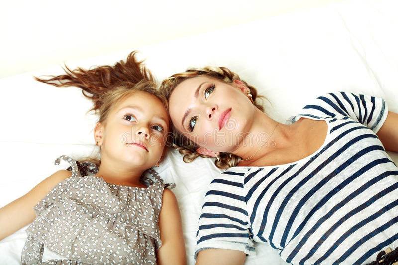 Download Mother and daughter stock image. Image of love, adult - 26459425