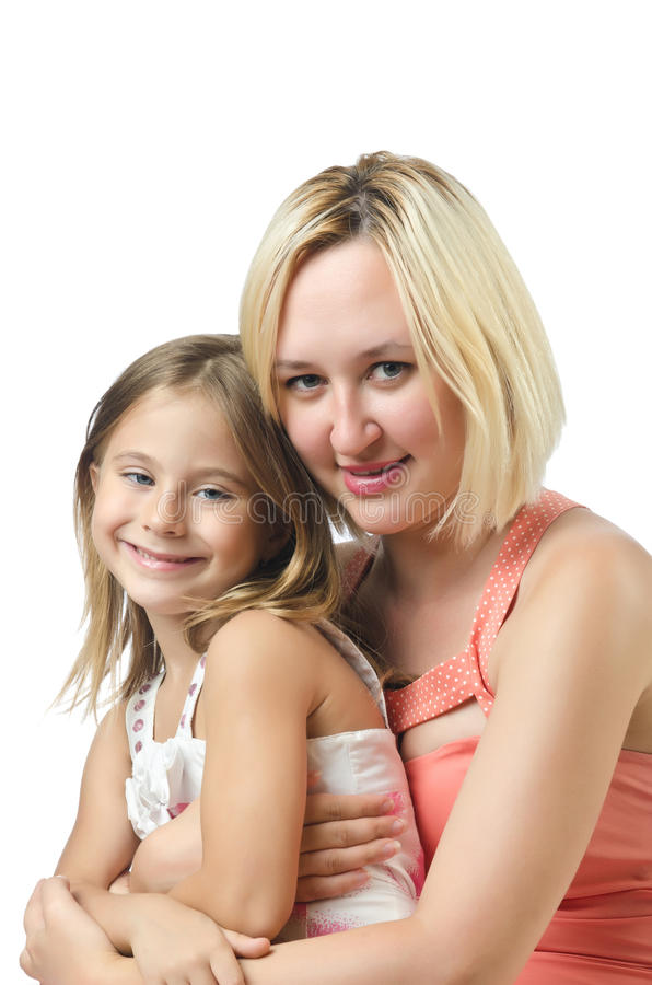 Download Mother with daughter stock photo. Image of parent, lifestyle - 26841834