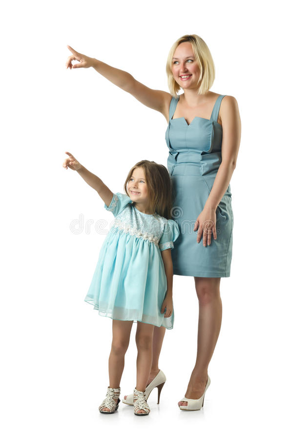 Download Mother with daughter stock image. Image of people, happy - 27512873
