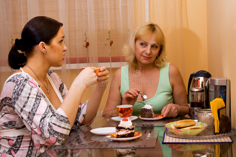 Download Mother and daughter stock photo. Image of active, cute - 3148776