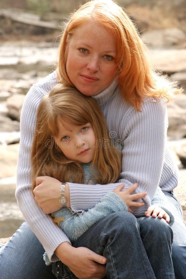 Download Mother and Daughter stock image. Image of child, happiness - 4496391