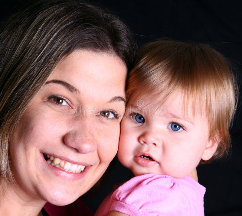 Download Mother And Daughter Stock Photos - Image: 6460813