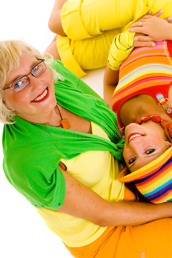 Download Mother and Daughter stock photo. Image of smile, make - 6559942