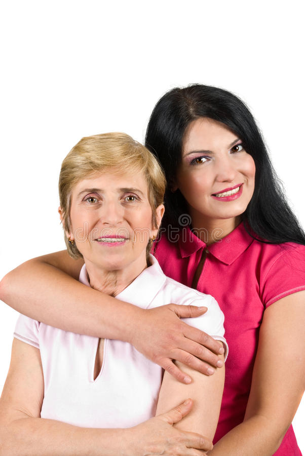Download Mother and daughter stock image. Image of adults, friends - 9713977