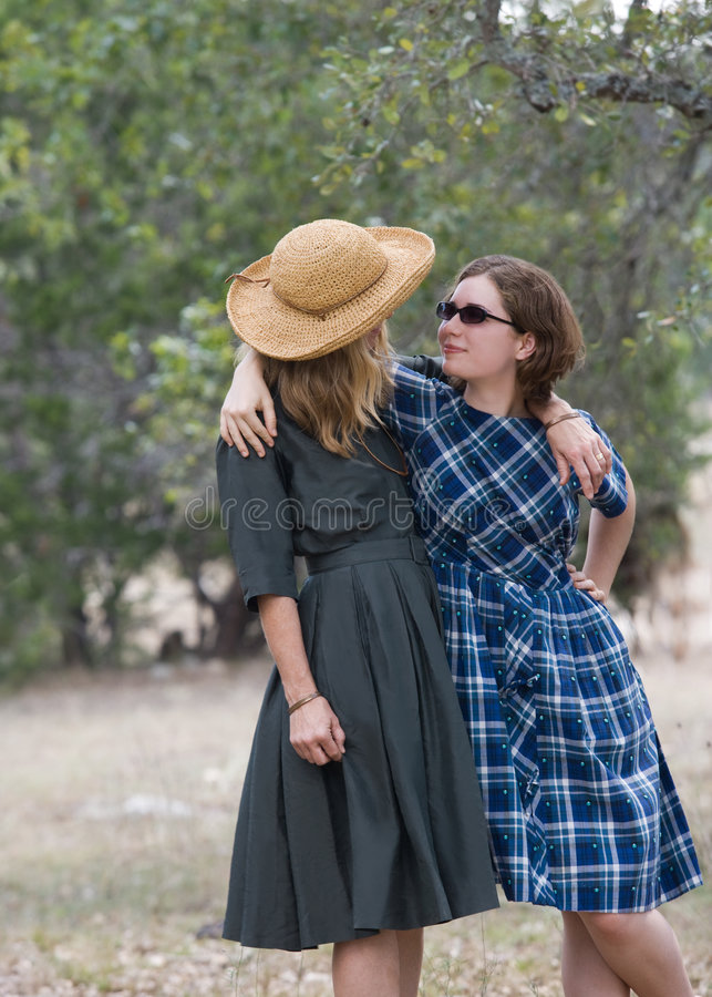 Download Mother And Daughter Bonding Stock Photo - Image: 3767562