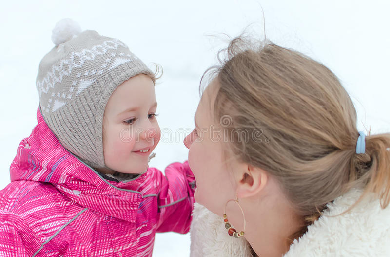 Download Mother And Daughter Outdoors Stock Photo - Image: 29306302