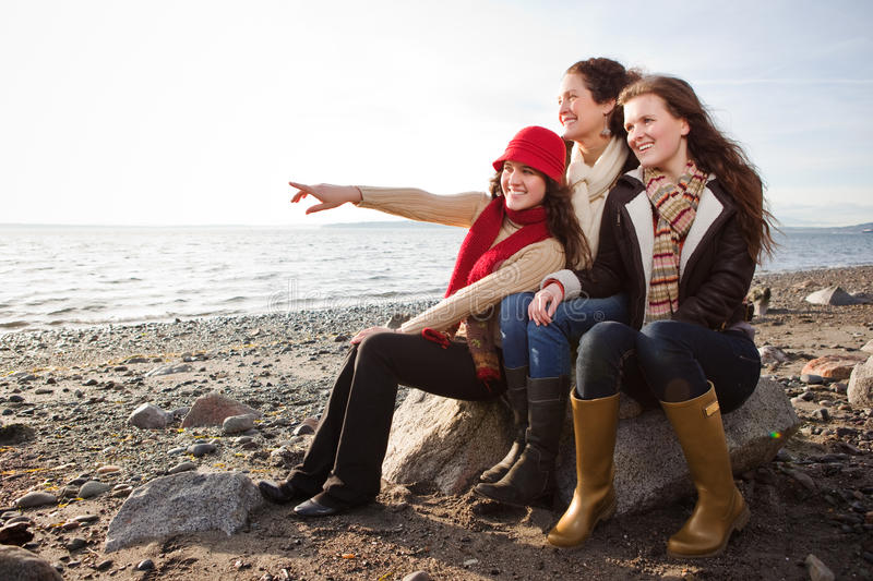 Download Mother and daughters stock image. Image of mother, family - 13047305