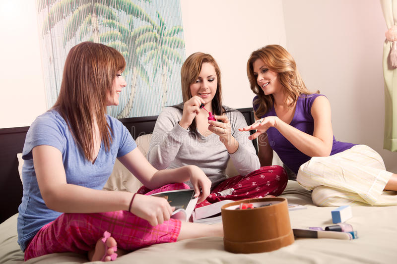Download Mother daughters stock image. Image of pretty, girls - 18317901