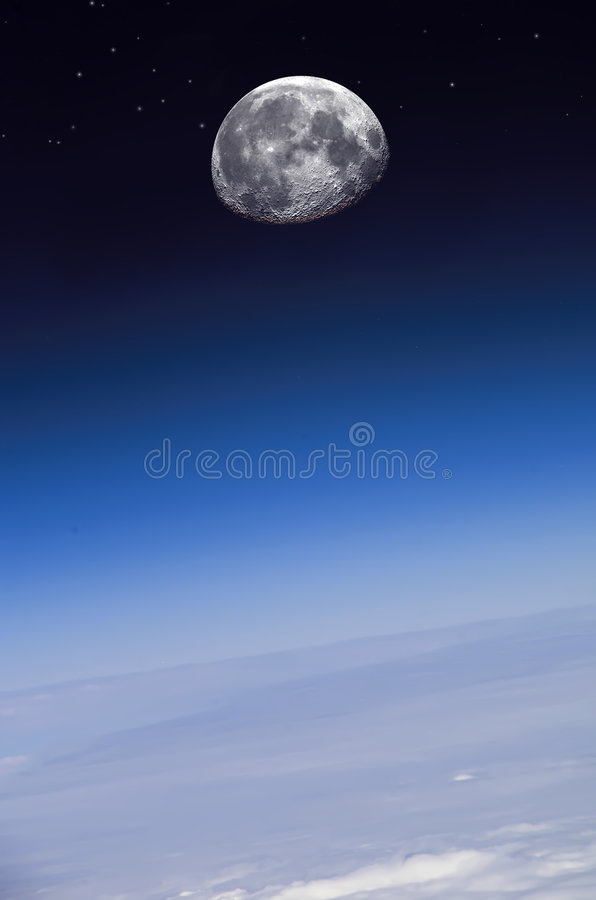 Download Mother Earth stock image. Image of orbit, space, galactic - 2192011