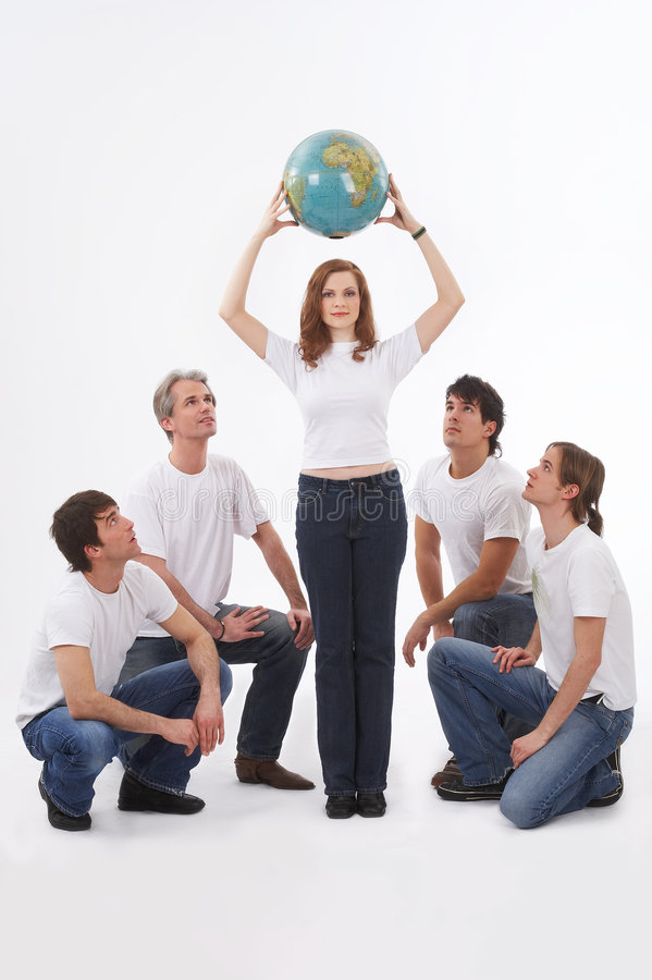 Download Mother earth stock photo. Image of global, globalization - 2482588