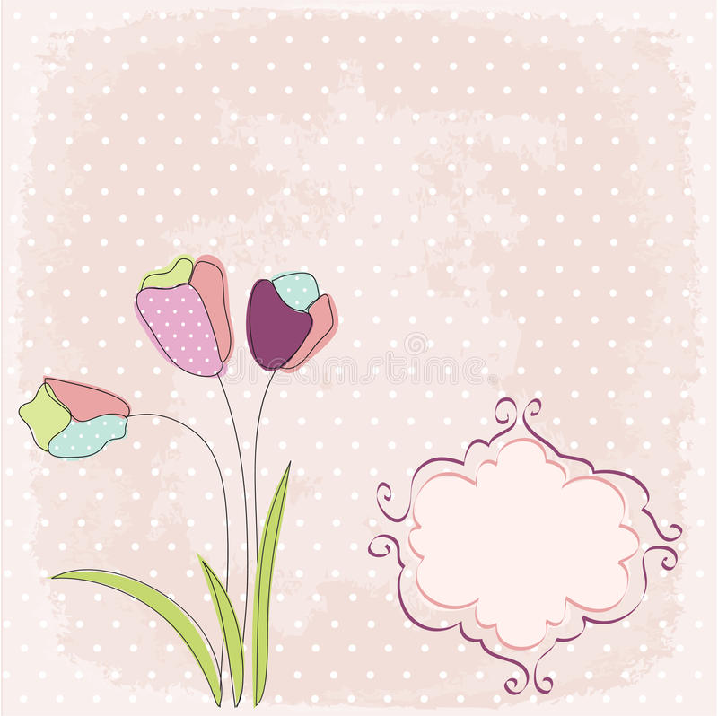 Download Mother's day stock vector. Illustration of texture, nature - 24625473