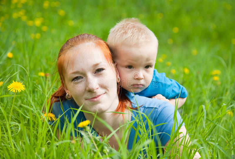 Download Mother And Son Royalty Free Stock Photo - Image: 15628755