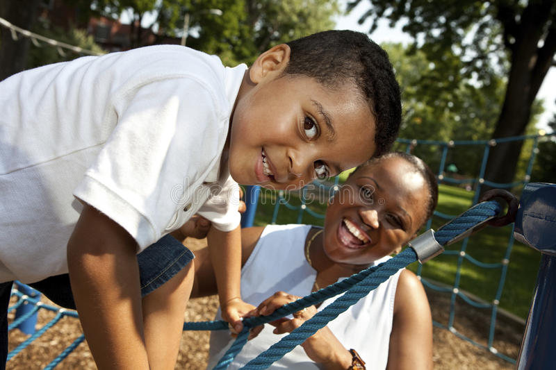 Download Mother and son stock image. Image of parent, enjoying - 21305835