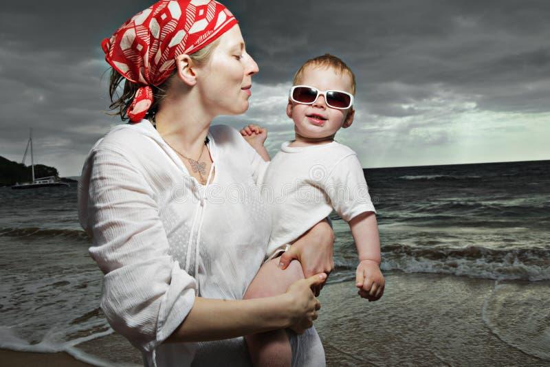 mother son στοκ φωτογραφία με δικαίωμα ελεύθερης χρήσης