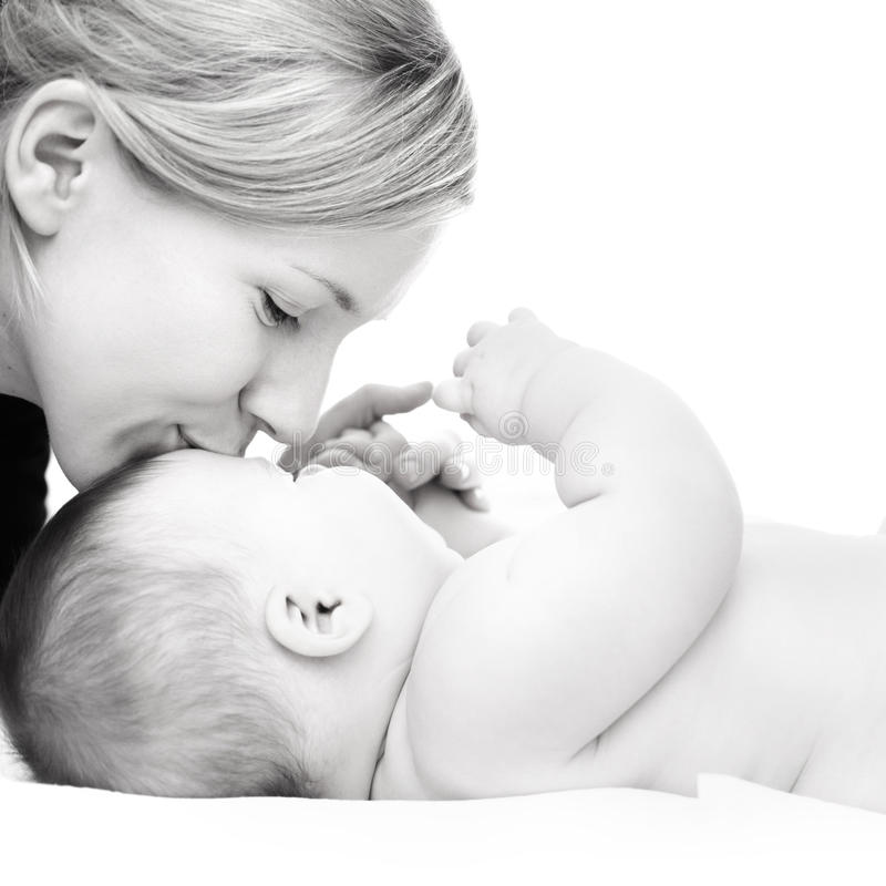 Free Mother With Baby Royalty Free Stock Photos - 18202418