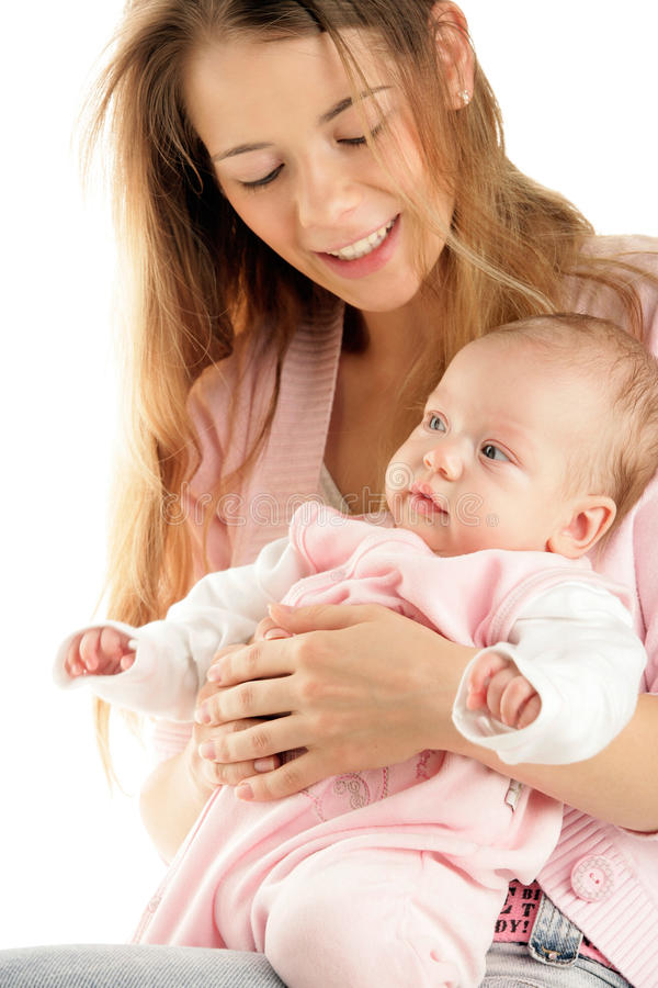 Free Mother With Child Stock Images - 17022704