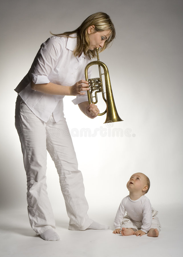 Free Mother With Child Stock Image - 935651