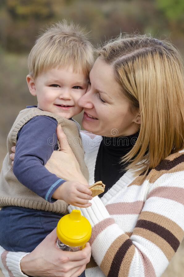 Free Mother With Son In Love Royalty Free Stock Image - 211807696