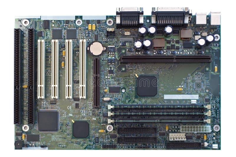 Motherboard stock foto