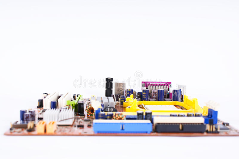 Download Motherboard stock image. Image of microprocessor, logical - 16329609