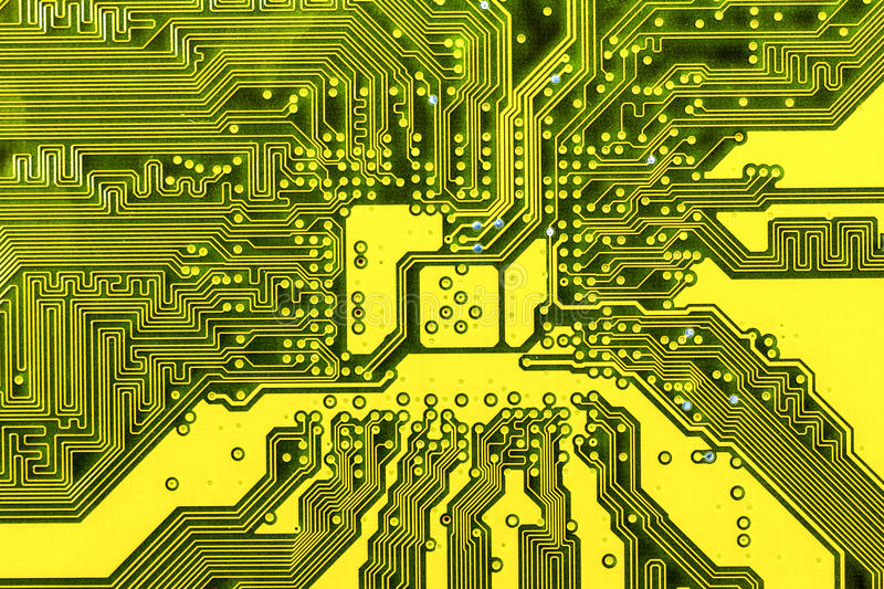 Download Motherboard. stock photo. Image of main, chip, lines - 33622072