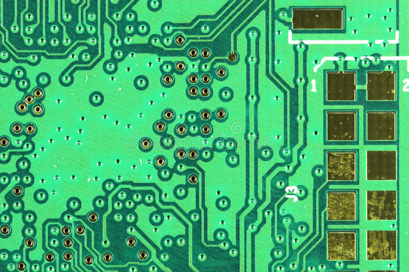 Motherboard background stock images
