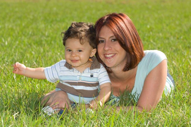 motherhood arkivfoton