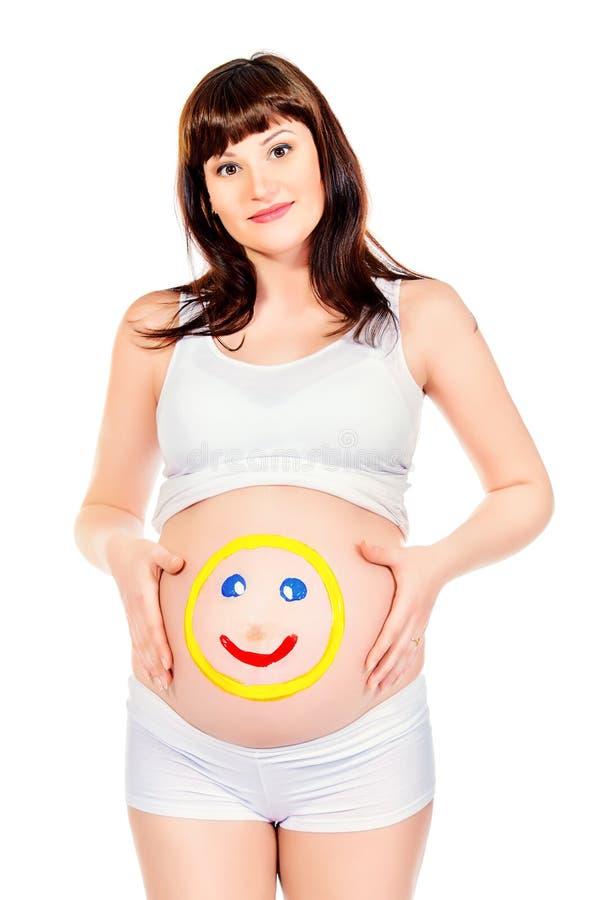 motherhood royalty-vrije stock afbeelding