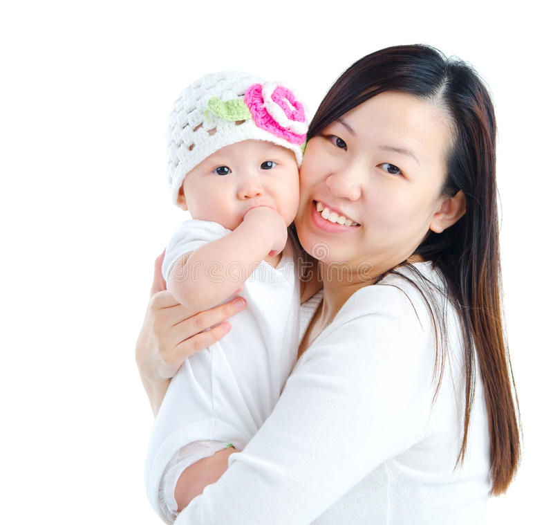 motherhood arkivfoto