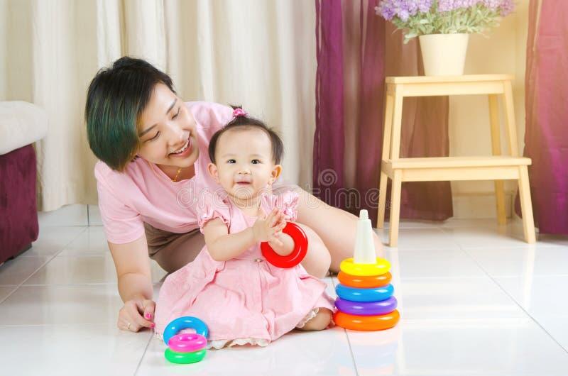 motherhood imagem de stock