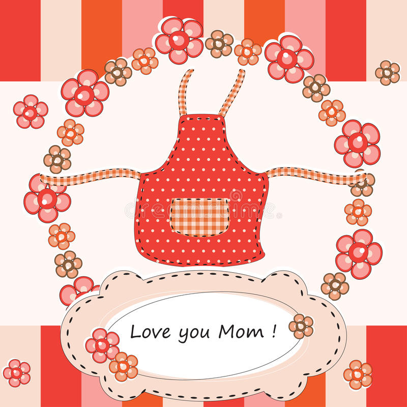 Free Mothers Day Greeting Card Stock Images - 29753264
