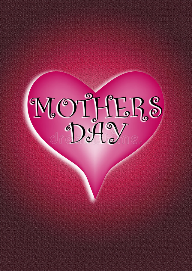 Download Mothers Day Love 1 stock illustration. Image of event - 4377385